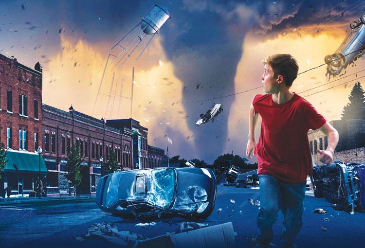 12 I Survived The Joplin Tornado 2011 Lauren Tarshis