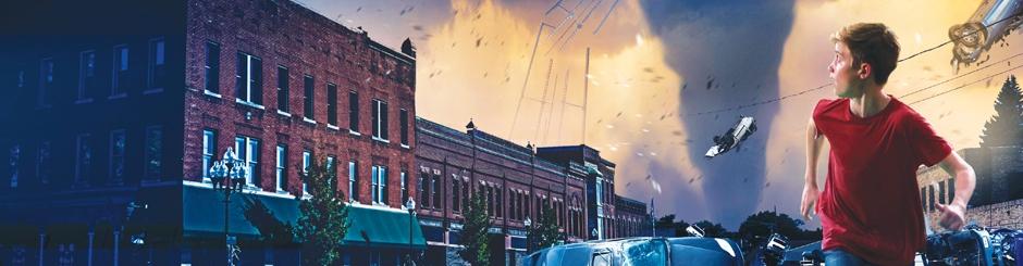12: I Survived the Joplin Tornado, 2011 | Lauren Tarshis