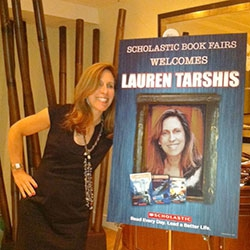About Me Lauren Tarshis
